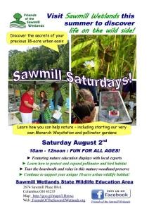 Sawmill Saturday Aug2014jpg